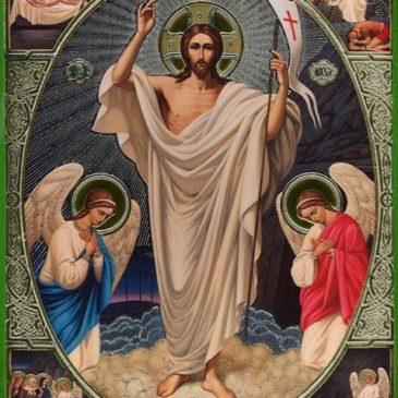 Chrystus Zmartwychwstał Alleluja
