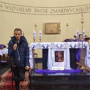 Gościliśmy Pana Grzegorza Polakiewicza