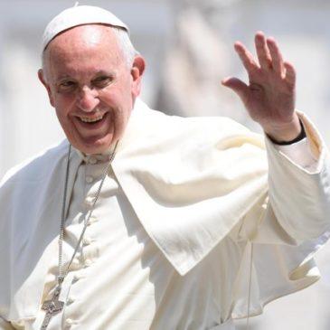 Słowo Ojca Świętego Franciszka na miesiąc maj