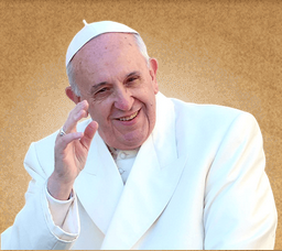 Modlitwa Papieża Franciszka o ustanie pandemii