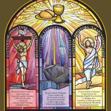 WIELKI TYDZIEŃ W PARAFII ŚW. JAKUBA APOSTOŁA W CZĘSTOCHOWIE