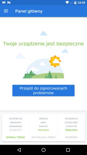 Aplikacja - Malwarebytes 02