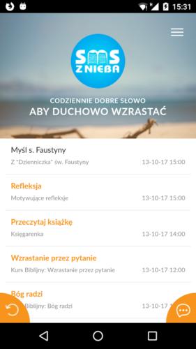 SMS-z-Nieba