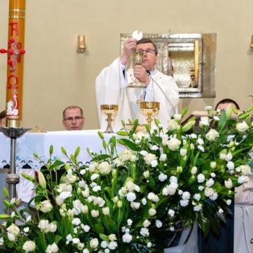 Pierwsza Komunia Święta w naszej parafii