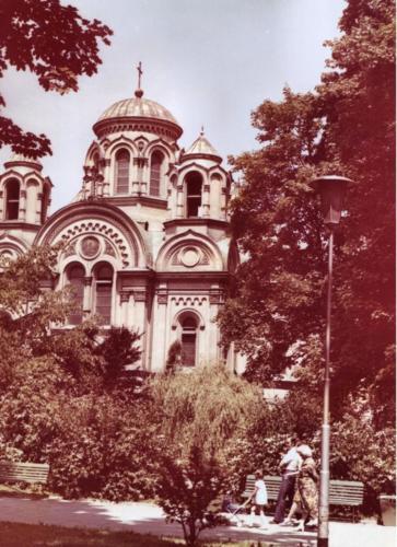 Kosciol sw Jakuba 1973