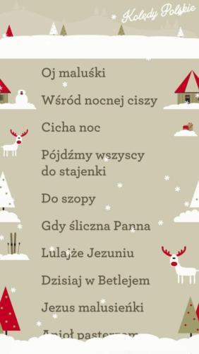 Kolędy Polskie 02